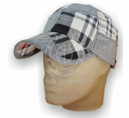 GORRA VISERA PARCHES