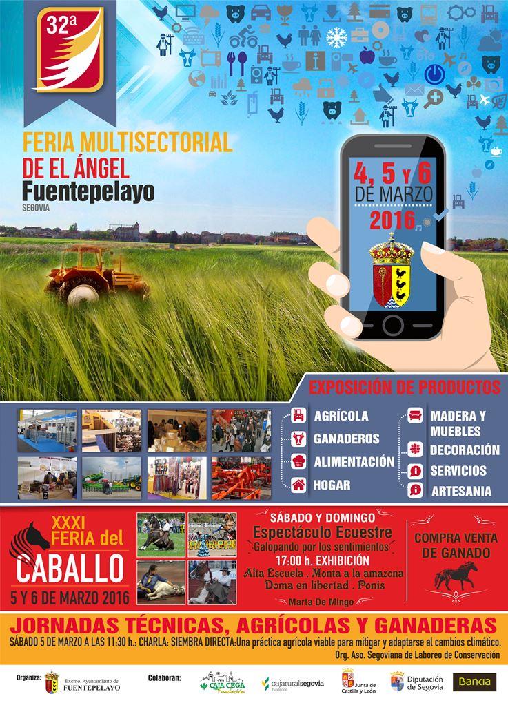 Se Acerca La Feria Del ángel Fuentepelayo Sg Blog De Aire Vaquero