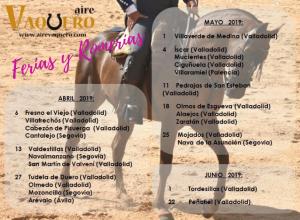 Ferias y Romerias 2019