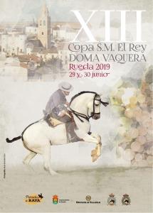 Cartel-Copa-del-Rey-Doma-Vaquera-Rueda-2019